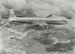 Douglas DC-7C Clipper Bald Eagle