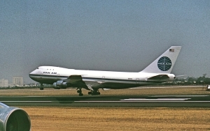 747 at LAX Bob Proctor