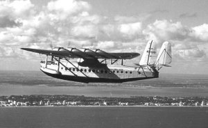 Sikorsky S-42A - Ed Coates Collection