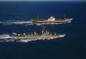 american-and-russian-military-  Bettmann CORBIS