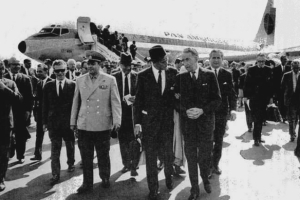 PAN_707 arriving Moscow 16 July 1968 - 1
