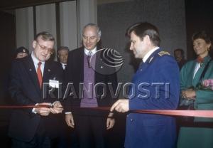 Х.Мирка, А.Хартман и О.Смирнов