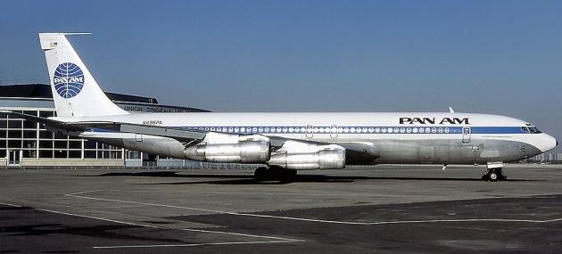 Boeing 707-321, Clipper (Michel Gilliand)