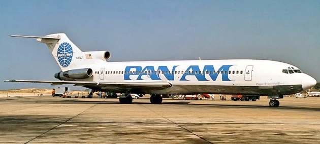 Pan American Boeing 727-235 - Same Aircraft type as Clipper Goodwill (Photo by Pedro Aragão)