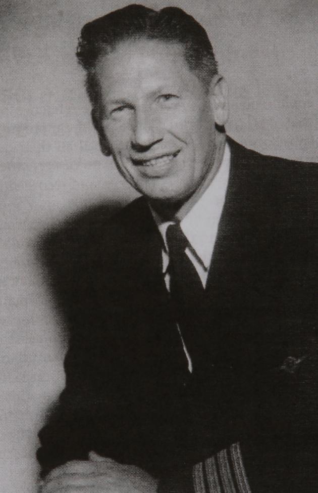 Captain Bill Nash (Courtesy Bill Nash)