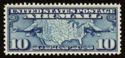 Airmail stamp 1925-1