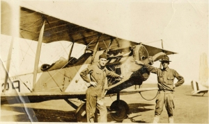 Curtiss JN-4 Jenny Brian Karli
