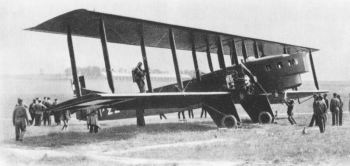 Farman-goliath France