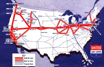 UAL_Route_Map_1940