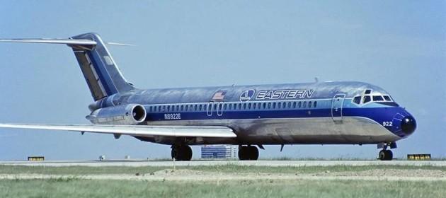DC-9 Mark Hansen