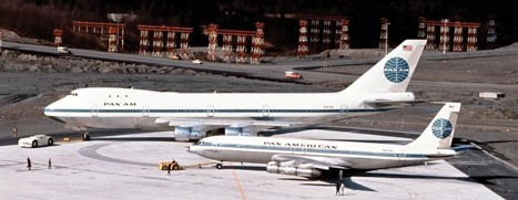747 rollout 1968