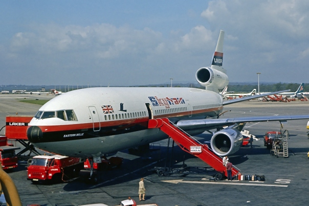 McDonnell_Douglas_DC-10-10,_Laker_Airways_Skytrain_Steve Fitzgerald