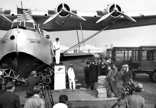 China Clipper preps for departure